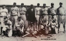 1924 BALTIMORE BLACK SOX 8X10 TEAM PHOTO BASEBALL PICTURE NEGRO LEAGUE