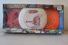 INNOVA Disc Golf Set 3 NEW! #S115