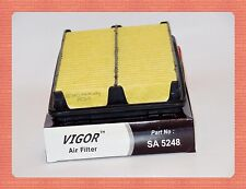SA5248 A25248 ENGINE AIR FILTER Fits HONDA ACCORD 1998-2002 4Cyl 2.3L