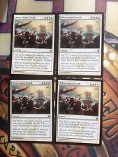 X4  White Sun's Zenith  Mtg  Magic  (see scan)