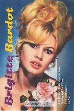 Brigitte Bardot  Collection 3. Français. 4 films. Pas de sous-titres.