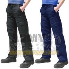 Pantalons Cargo noirs pour femme