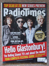 June Radiotimes Weekly Magazines