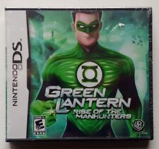 Green Lantern: Rise of the Manhunter BRAND NEW Nintendo DS DS Lite 3DS 2DS Game