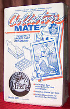 Collector's Mate Sports/Game Card Organizer model 1001