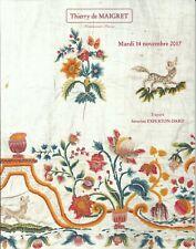 DROUOT PARIS TEXTILE FASHION Ethnic VINTAGE COUTURE Chanel Dior Patou Catalog 17