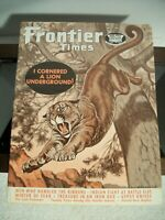 Frontier Times May 1967 Vintage Western Magazine - Vintage Advertising Artwork