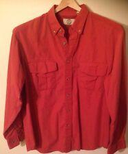 Men's Large Haband Travelers Long Sleeve Shirt