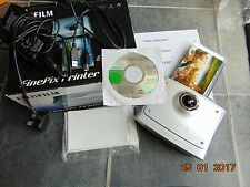 Fujifilm FinePix QS-7 Digital Photo Thermal Printer