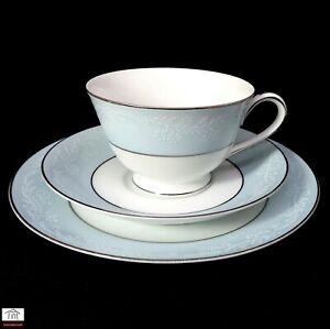Vintage Noritake - LAUREATE #5651 - Tea Cup Trio   - Japan. Vgc.