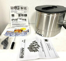 Bunn Iced Tea Beverage Dispenser Server Urn  3.5 Gal. + Lid NEW