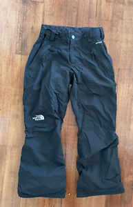 North Face Girl's Freedom Insulated Ski Snow Pants Size Medium (10-12)