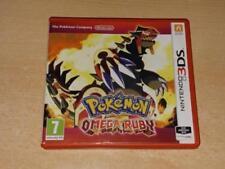Jeux vidéo anglais Pokémon nintendo
