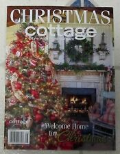 CHRISTMAS COTTAGE 2016 Style With Fresh Charm WELCOME HOME FOR CHRISTMAS 129 Pgs
