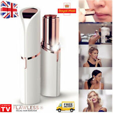 Flawless Branded skin Women Painless Hair Remover Face Facial Finishing Touch UK
