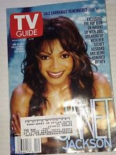 Tv Guide Magazine Janet Jackson March 10-16 2001 042317nonrh