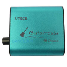 5V Uteck Micro Guitar Cube Professional USB Audio DI BOX Record with PC Wins Mac