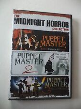 Midnight Horror Collection: Puppet Master DVD 2010
