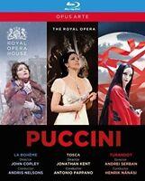 Puccini Opera Collection [New Blu-ray]