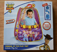 Disney Toy Story 4 Carnival Of Toys Pop-Up Play Tent, Brand New