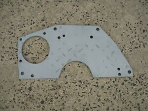 GENUINE FORD XP 3 SPEED AUTO TRANS TO ENGINE BLOCK ADAPTER PLATE