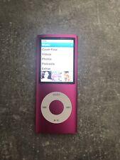 Apple Ipod Nano-Chromatic 4th Generación Rosa (8GB)