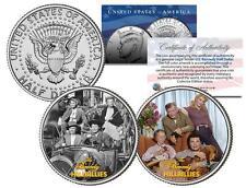 THE BEVERLY HILLBILLIES *TV SHOW* JFK Half Dollar 2-Coin Set Elly May Jed Granny