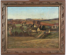 William Knowle Hudson(1892-) British Vintage 1920's Oil/Canvas Chipping Campden