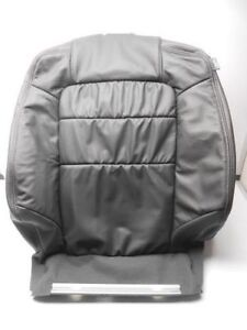 New OEM 2000-2002 Honda Accord Coupe Leather Seat Cover Upper Driver