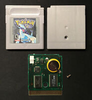 Pokémon: Silver Version (Nintendo Game Boy Color, 2000) - New Save Battery