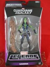 Hasbro Marvel Legends BUILD A FIGURE Gamora GUARDIANS OF THE GALAXY Groot Fig