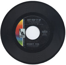 """BOBBY VEE  """"JUST KEEP IT UP (AND SEE WHAT HAPPENS)""""   60's   LISTEN!"""