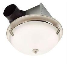 Nutone AERN100SN Decorative Bathroom Fan