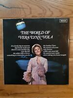 Vera Lynn – The World Of Vera Lynn Vol.4 Decca – SPA 255 Vinyl, LP Compilation