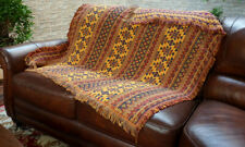 Tribe Aztec Blanket Indian Navajo Cotton Throw Blanket Picnic Rug Tapestry M-XXL
