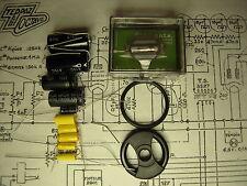 Kit complet pour restauration electrophone,tourne disque Teppaz Octave