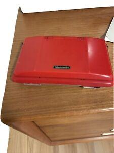 Nintendo DS Mario Kart Pack Red Handheld System