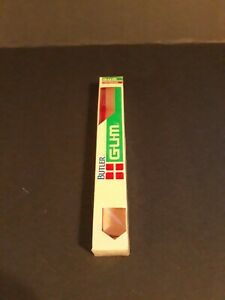 ⭐ NOS Vintage Butler GUM Toothbrush 411P (A11