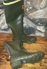 Lacrosse Footwear Grange Uninsulated Waterproof Hunting Farming Boots Green Us 5