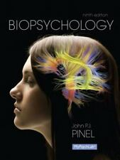 Biopsychology by John P. J. Pinel (2013, Hardcover, 9th Edition)