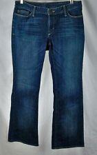 "EDDIE BAUER Curvy Stretch Boot Cut Specialty Dyed Jeans Size 12 inseam 30"""
