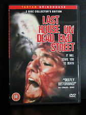 Last House on Dead End Street - 2-Disc Collector's Edition DVD