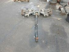 BMW 5 SERIES E60 2005 530i 3.0 AUTOMATIC COMPLETE REAR BACK AXLE 3.64 RATIO