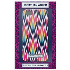 $28 NEW ! JONATHAN ADLER Dunbar Road ZIG ZAG iPhone 5/5s Cover Multi-Colored NIB