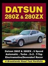 Datsun 280Z & 280ZX Road Test Portfolio by Brooklands Books Ltd (Paperback,...