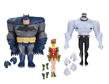 BATMAN ANIMATED NEW ADVENTURES DC COLLECTIBLES 3PACK BATMAN ROBIN MUTANT LEADER