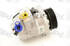 Global Parts Distributors 6512791 New Compressor And Clutch