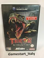 TUROK EVOLUTION NINTENDO GAME CUBE GC - PAL NUOVO NEW SEALED SIGILLATO