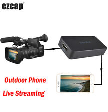HDMI Video Capture Card Game Record Box iOS Android Phone Live Stream Broadcast