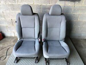 2009 Toyota Tacoma Front Seats Seats Gray Used